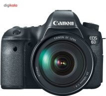 دوربین عکاسی Canon EOS 6D Kit 24-105mm f/4 L IS USM