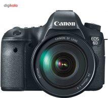 دوربین عکاسی Canon EOS 6D Kit 24-105mm f/4 L IS USM